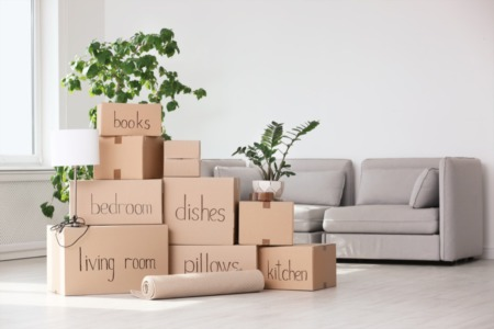 5 Tips for Moving into a New Home