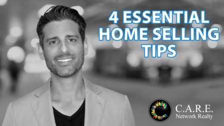 These 4 Tips Will Get Your Home Sold Quickly & For Top Dollar