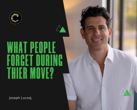 Do You Know What People Most Often Forget During Their Move?