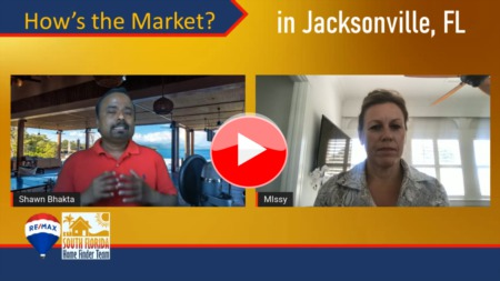 How's the Market - Jacksonville, Florida?
