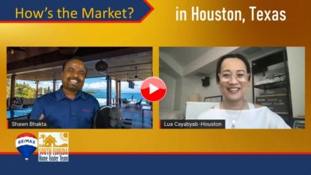 How's the market - Houston, Texas?