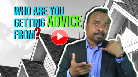 Who are you getting advice from?