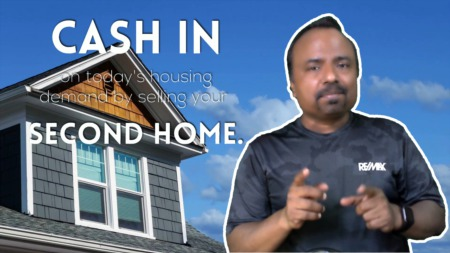 Cash In on Today's Housing Demand by Selling Your Second Home