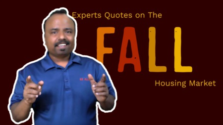 Experts quotes on the FALL Housing Market
