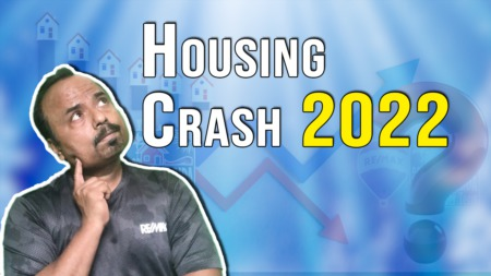Is the HOUSING MARKET CRASHING in 2022?