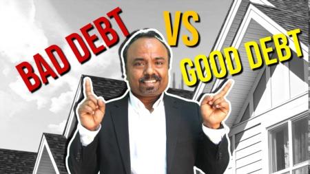 Bad Debt vs. Good Debt