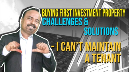 Buying first investment property Challenges - I can't maintain a tenant