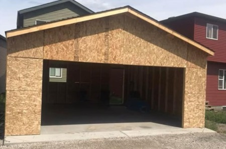 Looking to Add a Garage to your Property