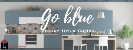 Tuesday Tips & Trends. Go Blue.