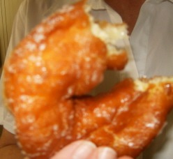 Check out Spaldings Bakery - The Best Doughnuts on the Planet since 1929!