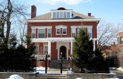 President Obama's Home Vs. Mitt Romney's Home!