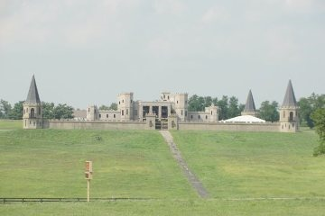 Famous Kentucky Castle Hits the Lexington Real Estate Market!