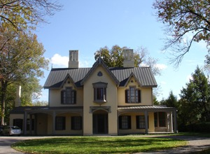 Aylesford House in Lexington KY is On University of Kentucky Campus