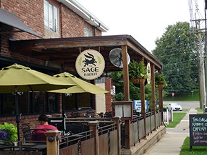 Check out the new Sage Rabbit Restaurant in Chevy Chase Neighborhood