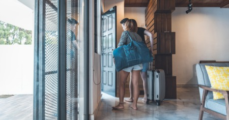 You Have Planned Your Vacation, Now Plan For Your Home's Safety While Away