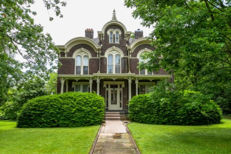 First Time on the Real Estate Market Since 1877 and This Paris, Kentucky Home Captivated House Lovers Across The United States