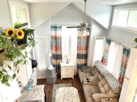 Tiny Homes: Are Stairs a Priority?