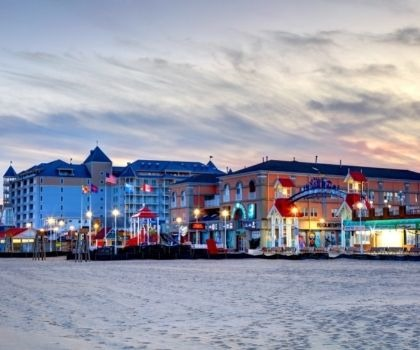 What is the Difference Between West Ocean City and Ocean City?