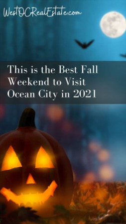 This is the Best Fall Weekend to Visit Ocean City in 2021