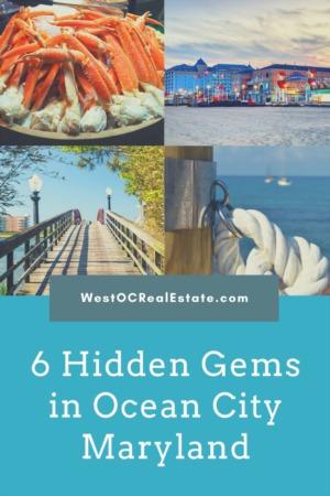 6 Hidden Gems in Ocean City Maryland