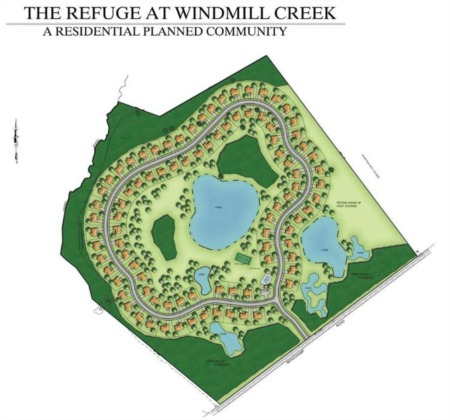 Planning Commission passes Windmill Creek plat review