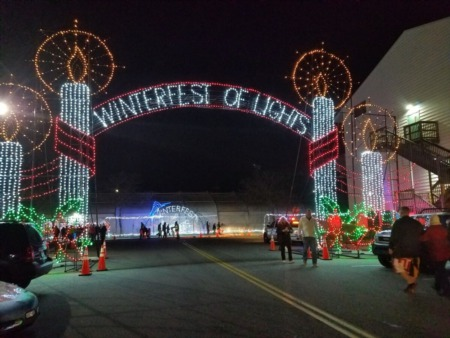Ocean City Winterfest Of Lights