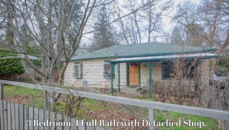373 Wightman St., Ashland, Oregon