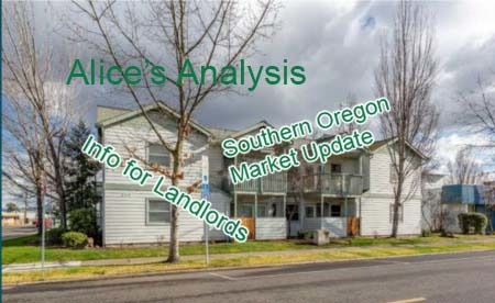 Updates for Southern Oregon Landlords March 2021