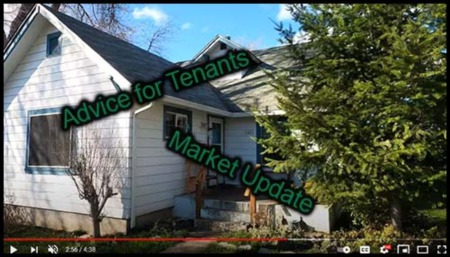 Market Update 2021 - Tips and Rights for Tenants