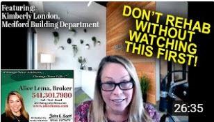 Building Department Interview City of Medford, Oregon