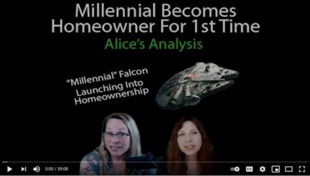 First Time Southern Oregon Home Buyer - Millennial Falcon