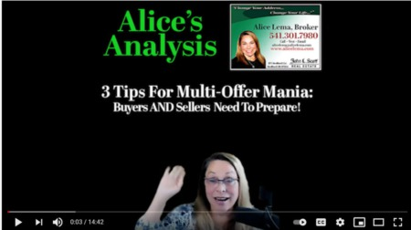 Tips for Southern Oregon Multiple Offer Mania