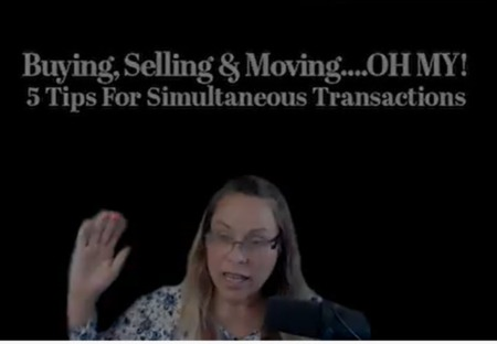 Buying, Selling, Moving, All At Once