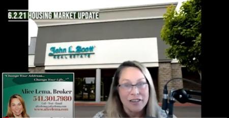 Southern Oregon Market Update 6/9/21