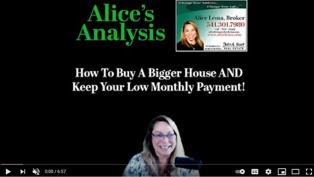 Buy a Bigger House, Keep Payments the Same