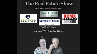 Southern Oregon Radio Show August Market Update