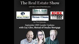 Southern Oregon Radio Show Lender updates Sept 2021