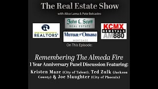 Southern Oregon Radio Show - Panel for Fire Anniversary