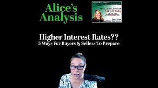 Higher Interest Rates? How to deal with it.