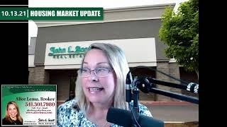 Southern Oregon Market Update 10-13-2021