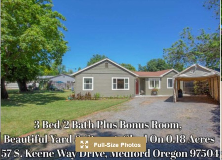 157 South Keene Way, Medford Oregon