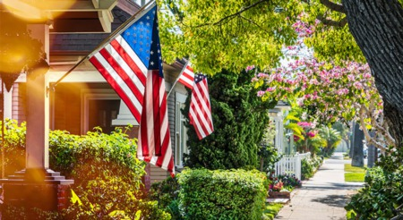 93% Of Americans Believe That Home Ownership Is The Key To Attaining The American Dream