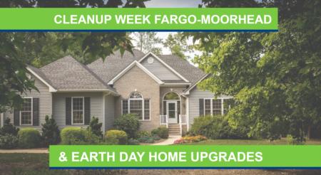 Cleanup Week in Fargo-Moorhead