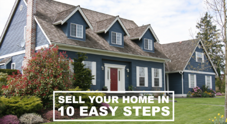 How to Sell Your Home in 10 Easy Steps
