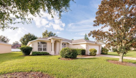 5978 Heron Pond Drive in Port Orange Sold