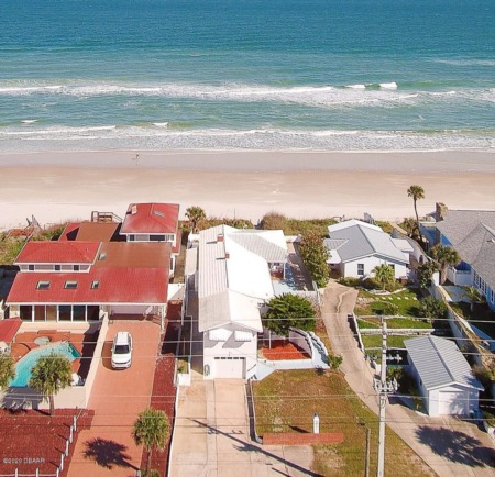 Oceanfront Home Just Sold