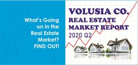 Volusia County Real Estate Market Report Q2 2020