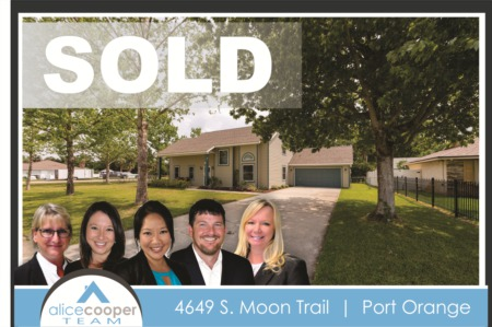 4649 S Moon Trail Port Orange Sold