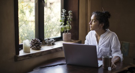 Why Working from Home My Spark a Move