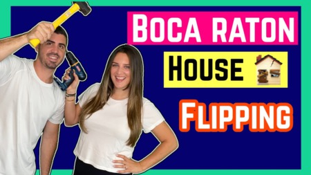 Flipping A House In Boca Raton, FL Vlog Episode 1 - [5 Things To Know When Investing In Real Estate]